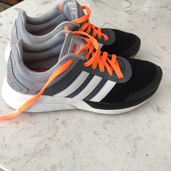 Adidas cloudfoam flow II men's shoes 7